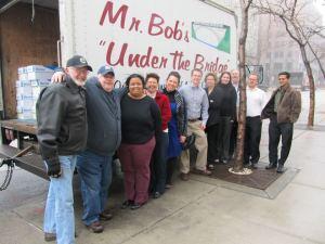 Milwaukee homeless donations